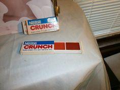 Avon Retro NESTLE CRUNCH Lip Gloss Compact in Box