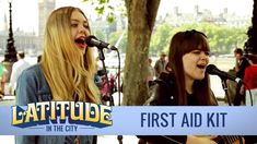 First Aid Kit 'My Silver Lining' (acoustic) | London Southbank | Latitud...
