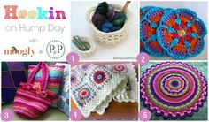 Beautiful colors.  Hookin' on Hump Day #92: Link Party for the Fiber Arts