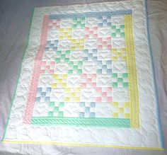 Amish Quilt Patterns For Sale Amish Quilt Patterns And Meanings Amish Baby Quilt Traditional Nine Patch Quilt Pattern By Quiltsbyamishspirit On Etsy Https Amish Quilting Patterns Gwen Marston