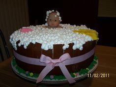 Edee's Custom Cakes: baby shower cakes