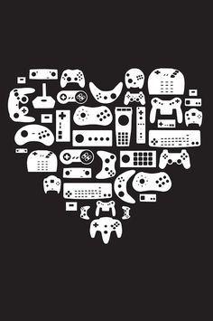 É muito amor pra uma foto só!!! #videogame #imnohero_br www.imnohero.com.br