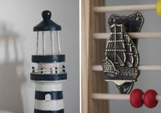 Nautical baby room, nautical boys bedroom, baby boy bedroom ideas, nautical baby room idea, blue baby room, blue baby boys room, how to decorate a baby room, anchors in baby room, navy and white baby room, scatter cushions, boat mirror, nautical decor ideas, baby room decor ideas, lighthouse decor