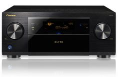Pioneer VSX-52 7.1 Channel 3D Elite Receiver. THX Select2 Plus.