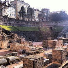 Roman Theater, Trieste, province of Trieste, FRIULI Venezia GIULIA region Italy