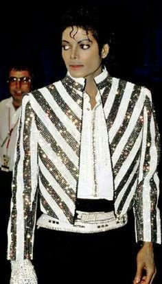 I love his jacket!