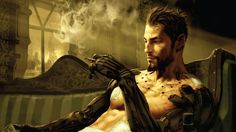 Fraser Allford - Widescreen Wallpapers: deus ex human revolution picture - 1920x1080 px
