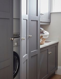 If You Have The Space, A Utility Room Is A Great Place To Store Additional  Kitchen Items, But The Primary Function Is To Tidy Away Laundry Appliances  And ...