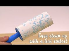 Lint Roller Hack! - YouTube