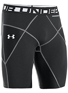 Activewear Tops Under Armour Mens Size Xxl White Compression Shorts Performance Apparel Padded Beautiful And Charming Clothing, Shoes & Accessories