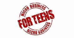 What are some potential low-cost businesses that can be started and operated by a teenager?