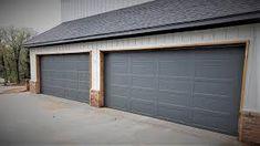 Guaranteed Overhead Door offers garage door repair in OKC, garage door installation in Oklahoma city. Call for Free door repair estimation! Front Door Paint Colors, Painted Front Doors, Modern Front Door, House Front Door, Perfect Image, Perfect Photo, Love Photos, Cool Pictures, Garage Door Spring Repair