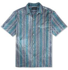 Capri - Fabric spun, woven & printed in Como, Italy. Handcrafted in Hawaii, USA. $175