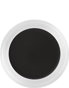 Kryolan HD Cream Liner in 'Ebony' - Cream Liner is an especially color intensive eye liner for fashionable, flawless eyelining. Cream Liner does not drip. It is comfortable to apply and is water-resistant. Its durability makes it ideally suited in a very special way, also for professional applications. Available in 27 colors. - Eyes #kryolan #beauty #makeup