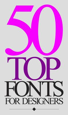 Huge list of best professional fonts and typefaces for designers. These top fonts was inspired by classic and modern fonts. Typefaces included different styles, Graphic Design Fonts, Graphic Design Tutorials, Graphic Designers, Photography Names Business, Top Fonts, Pixel Font, Commercial Fonts, Graffiti Font, Retro Font