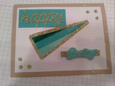 Stampin' Up! demonstrator Joni D's project showing a fun alternate use for the Watercolor Winter Simply Created Card Kit.