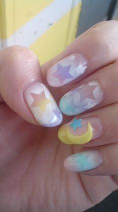 These make me think of Sailor Moon.
