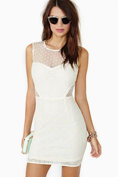 e82c2f05b7c0f Daisy Dreams Lace Dress Little White Dresses