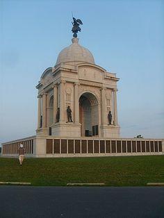 Gettysburg, PA Pennsylvania Monument