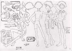 """Cowboy Bebop カウボーイビバップ Kaubōi Bibappu"" | © Sunrise* • Blog/Website | (https://www.sunrise-inc.co.jp/international) ★ || CHARACTER DESIGN REFERENCES™ (https://www.facebook.com/CharacterDesignReferences & https://www.pinterest.com/characterdesigh) • Love Character Design? Join the #CDChallenge (link→ https://www.facebook.com/groups/CharacterDesignChallenge) a community of over 50.000 artists! || ★"