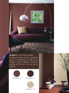 "3. My home as I want it to be  Check out the leaflet ""My home as I want it to be"" and you will be thrilled! Colour trends: Sweet Chocolate or Mystic Mauve? Experience the magic of colour with our colour proposals. The leaflet includes 16 colour combinations exclusively from the fandeck Best Collection by Vivechrom!"