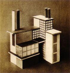 Building block set, 1927 by oliver.tomas, via Flickr