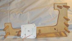 Warping Your Mini Card Tablet Loom