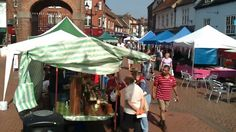 A submission to the Portas Pilot scheme by Chesham, a market town in the Chilterns. Submission, Pilot, Doors, Proposals