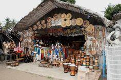 Bassam Le Village, Ivory Coast, Ivoire, Homeland, Culture, Fair Grounds, African, Tours, World