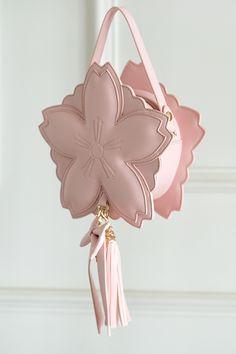 Eternity: 2019 Cherry Blossom Sweet Lolita Bag in pink Disney Handbags, Purses And Handbags, Blossom Costumes, Disney Inspired Fashion, Cute Backpacks, Girls Bags, Backpack Purse, Cute Bags, Cherry Blossom