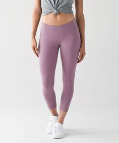 d78e49497c0228 These no-fuss, versatile crops were designed to fit like a second  skin—perfect… What others are saying. Lululemon Wunder Under ...
