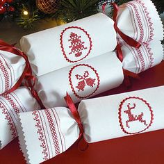 Reusable Christmas Cracker