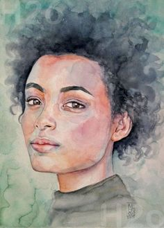 Acuarela Art, Characters, Water Colors, Portraits, Graphite, Drawings, Art Background, Kunst, Performing Arts