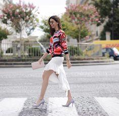 #PFW: looks do dia / começando a semana de moda!