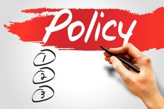 What is Your Policy for the New Year?