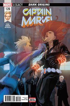 Captain Marvel #126