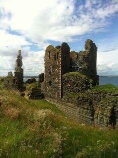 Castle Sinclair, Caithness Scotland Castles, Chateaus, Armors, Palaces, Monument Valley, Celtic, Medieval, Type, Country