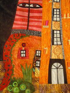 Detail Hundertwasser Haus