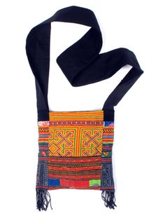 Tribal Fringe Bag Beautiful handbag for the modern hippie. Perfect for festival season. What fun colors and print. #wearbluesky #Boho #purses.