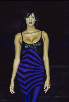 Versace Fall 1993 Ready-to-Wear Collection - Vogue