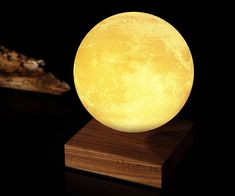 Levimoon - The World's First Levitating Moon Light