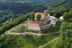 Svojanov Royal Castle, Bohemian-Moravian Highlands