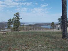 Beautiful view of Dam and Lake Norfork in Jordan, AR.