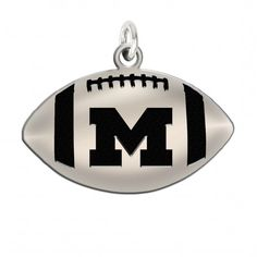College Jewelry Northern Michigan University Wildcats Cufflinks Natural Finish Sterling Silver Round Top Cufflinks