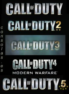 All Call of Duty and more