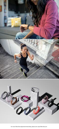 Fitbit Alta HR, Black