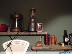 Cadibel blender jaren 50 ( lamp ) - Te koop