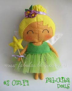 """Fabulita Dolls muñecas hechas a mano con el patrón del maravilloso libro """"Tilda's box toys"""" de Tone Finnange TILDA SWEETHEART Edición numerada #2 OMPI CAMPANILLA DINSEY CONTACTO: carmenmissfabulas@gmail.com"""