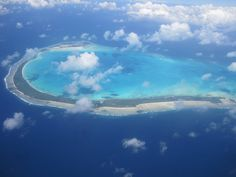The nation of Kiribati is about halfway between Hawaii and Australia and is made up of 32 low-lying atolls and one raised island. Its land sits about 2 meters above sea level on average, and it's quickly disappearing. By the end of the century, or perhaps sooner, Kiribati could be gone.