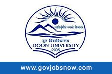 DOON UNIVERSITY has published latest recruitment notification for various posts. Eligible candidates can apply for DOON UNIVERSITY jobs by filling up given recruitment/application forms.